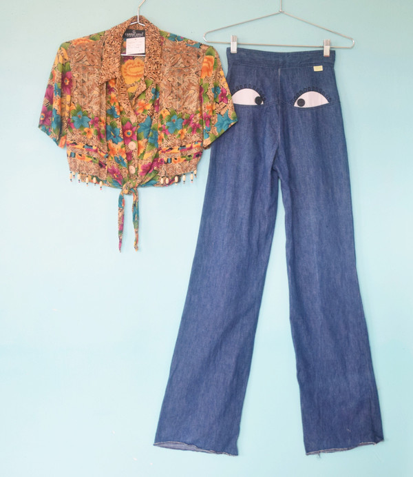1979's Turtle Bax Jeans