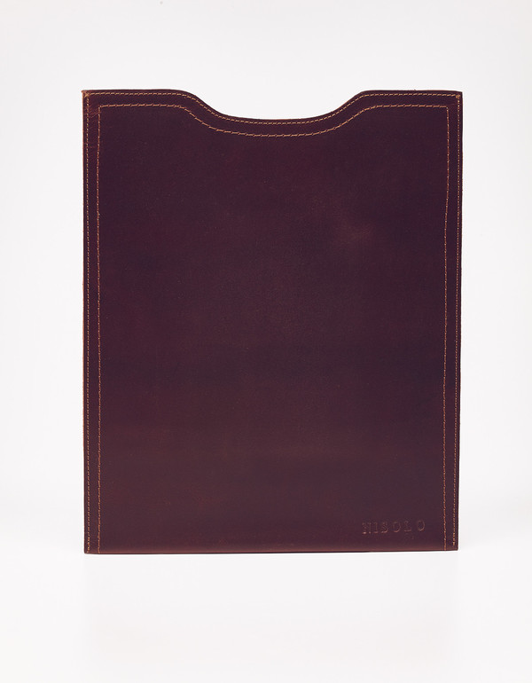 Nisolo Leather iPad Sleeve