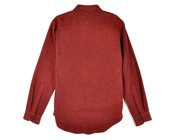 PENDLETON, THOMAS KAY - HOLMAN SHIRT - RED