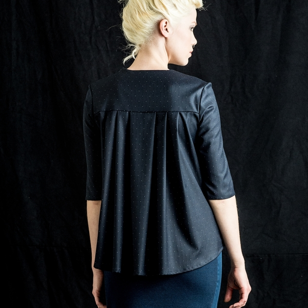 Bodybag by Jude 'Stardust' top