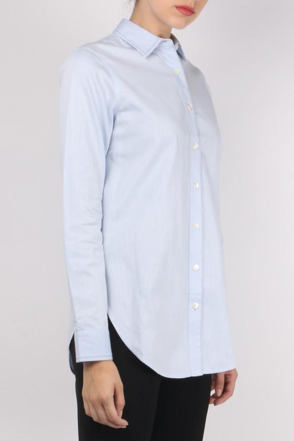 Brochu Walker Oxford Violet Shirt