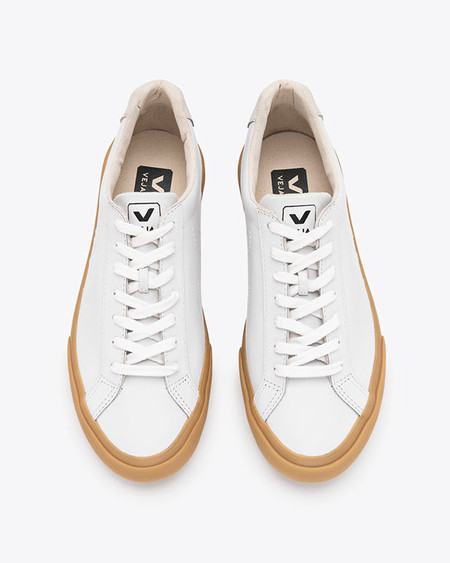 VEJA - Esplar Leather Extra White Natural