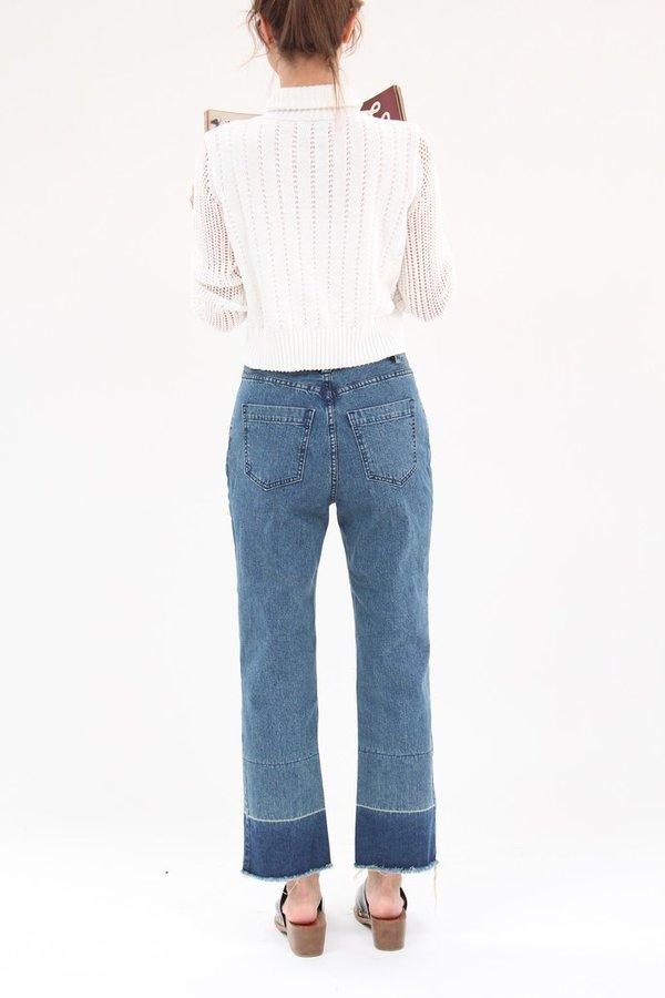 Rachel Comey Slim Legion Pant Indigo