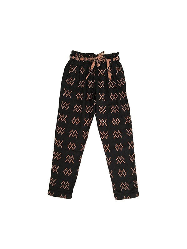 Ace & Jig Stafford Pant in Black
