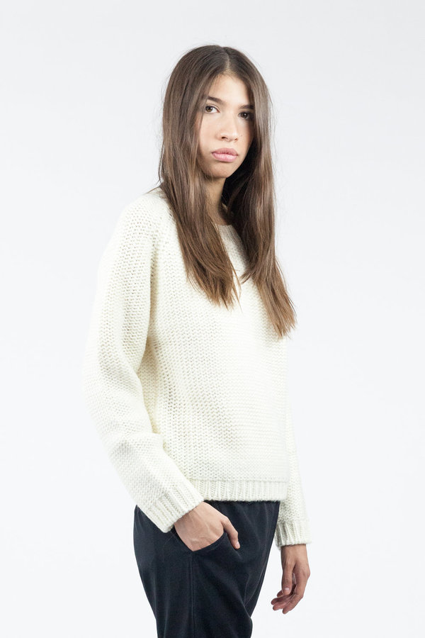 Objects without Meaning Raglan Sweater - Oat