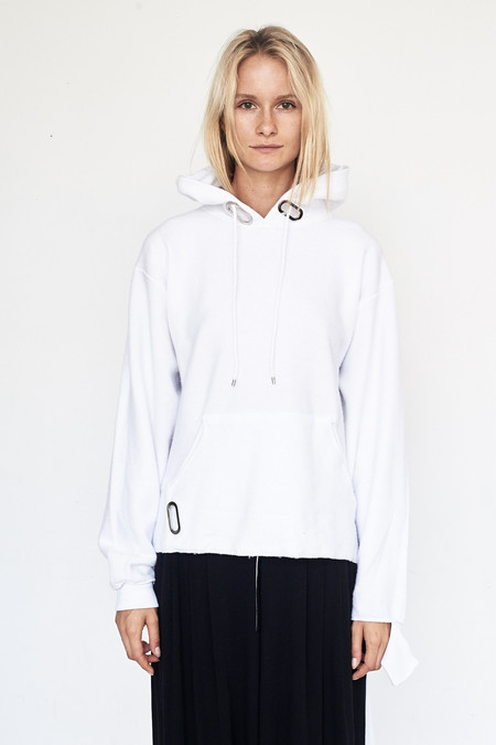 Collina Strada Cotton Sweat Hoodie