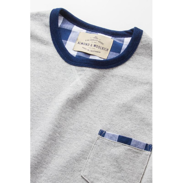 Woolrich x Almond Pocket Sweatshirt