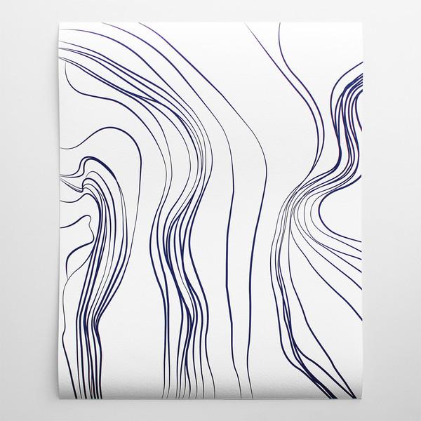 Barclay Haro Art Concepts Linear Abstract