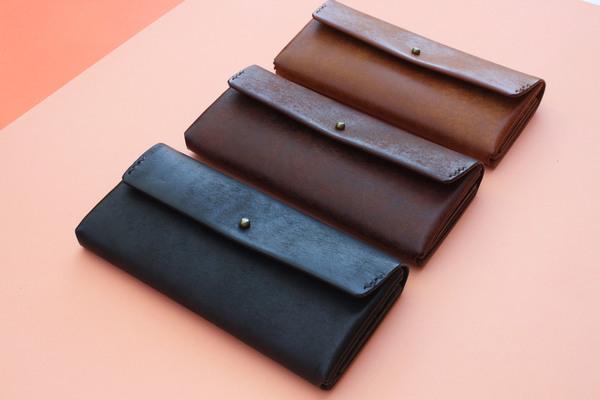 Safuji - Japan Long Wallet