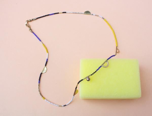 Blank Verse - Bead Dione Necklace