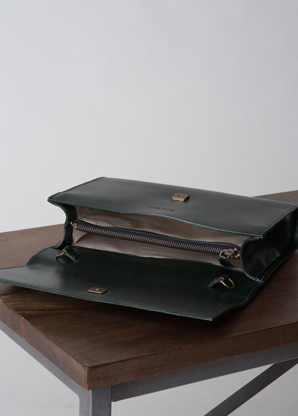 Vere Verto Black Capia Bag