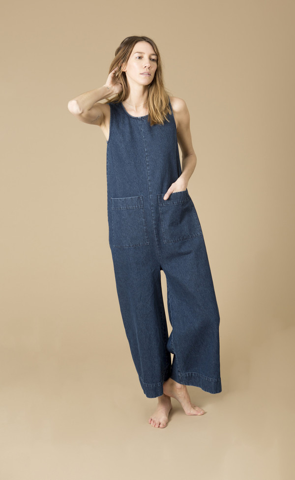 Ilana Kohn Harry Jumpsuit, Denim