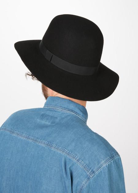Baby & Company Wide Brim Wool Hat