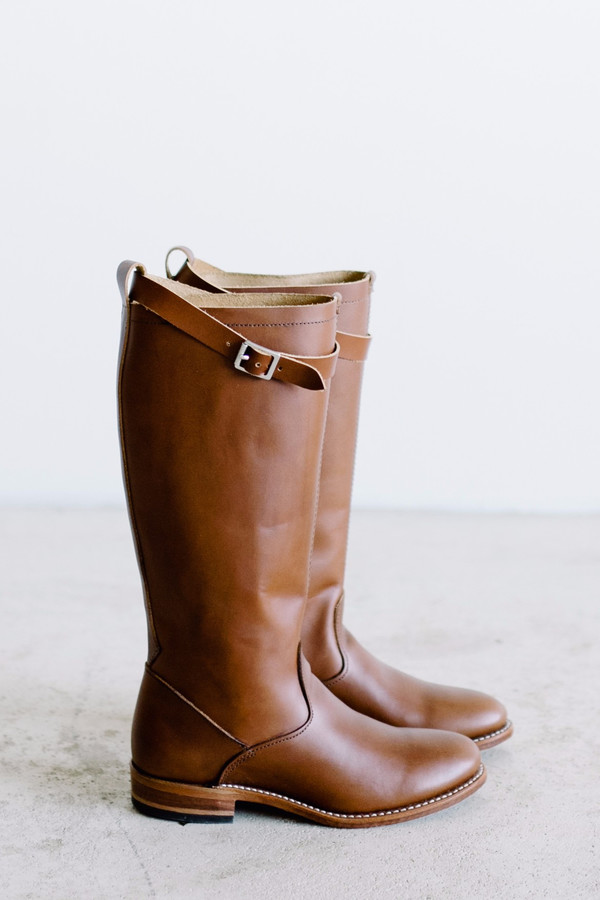 Red Wing Shoes Marion // Cognac Excalibur