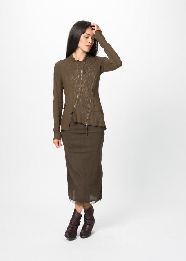 Rundholz Dip Lightweight Double Zip Jacket