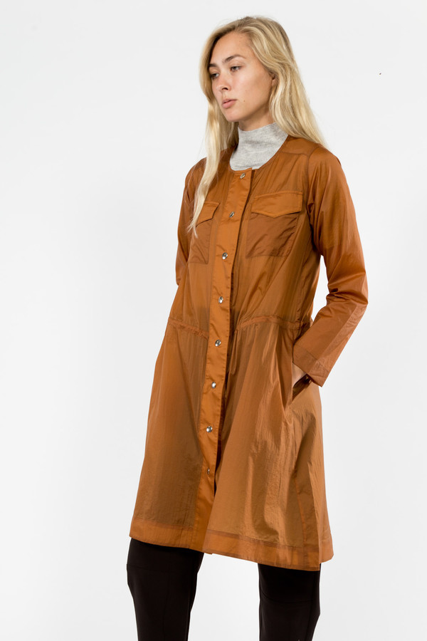 Nomia Snap Front Jacket