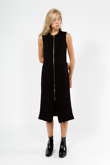 Nomia Zip Front Dress