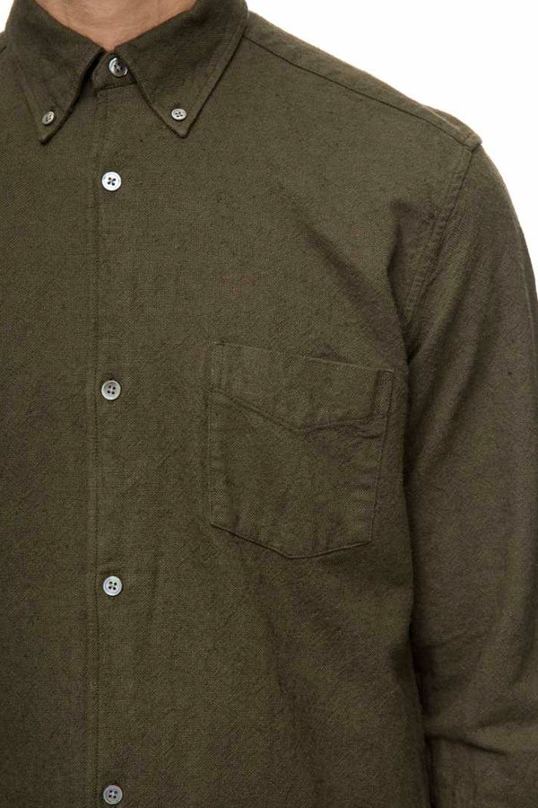 Men's Our Legacy 1950's Shirt Dark Mudd