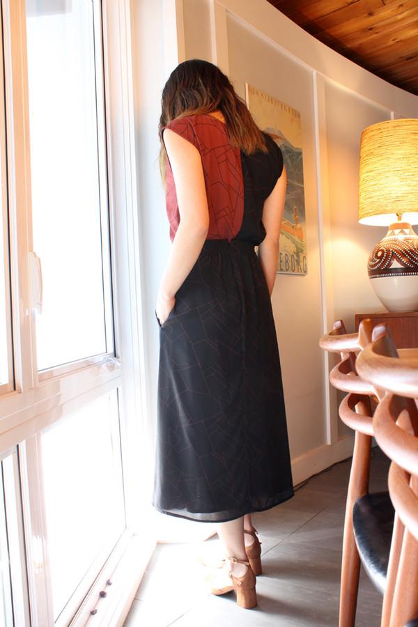 Eve Gravel Phoenix Skirt