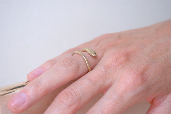 Drift/Riot Snake Ring