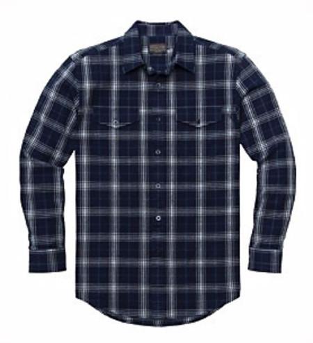 Men's Pendleton Lewis Plaid Shirt