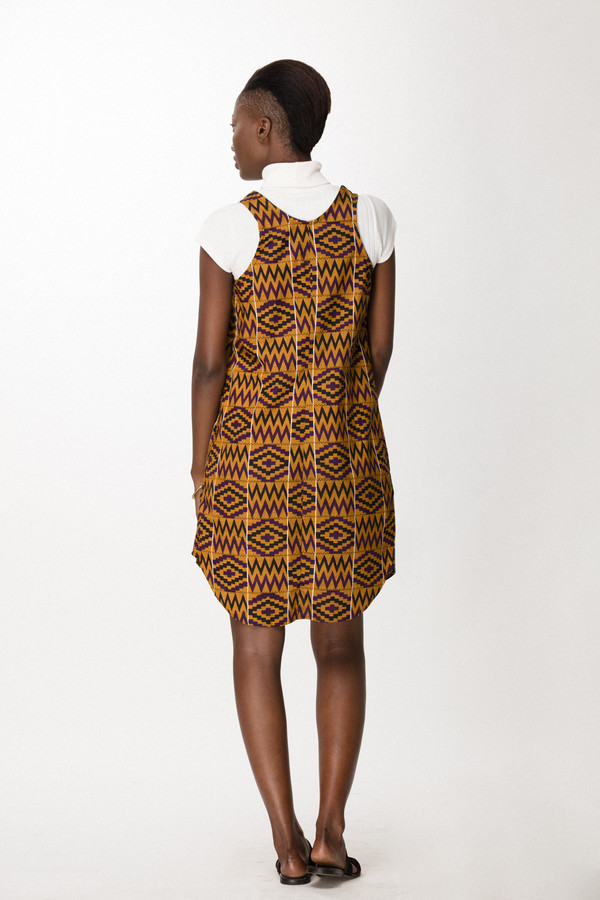 Osei-Duro Runa Dress in Navrongo
