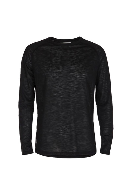 Men's HALO Cadet Long Sleeve | Black