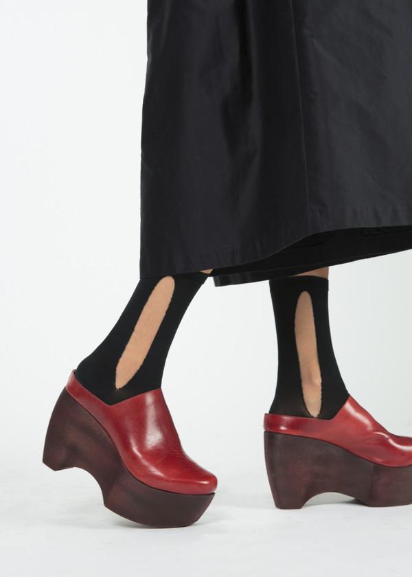 Hansel from Basel Slim Sheer Sock