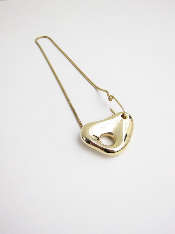 Leigh Miller Pebble Necklace