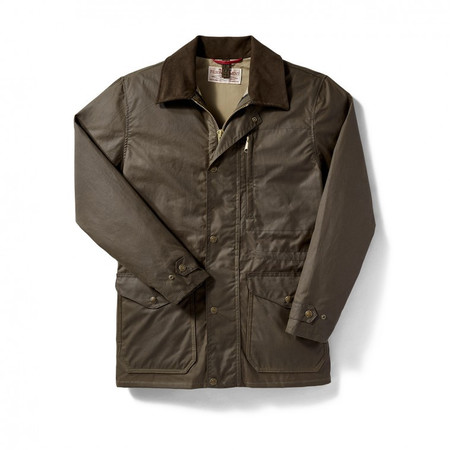 Men's Filson Cover Cloth Mile Marker Coat