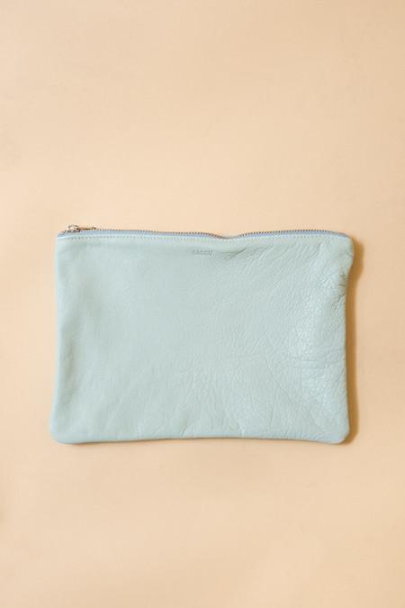 Baggu Medium Flat Pouch / Seaglass