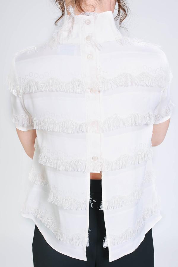 Rachel Comey Apprentice top in ivory
