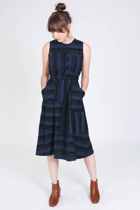 Rachel Comey Fond striped dress in night