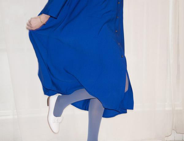 Sunja Link Shirt Dress/Jacket