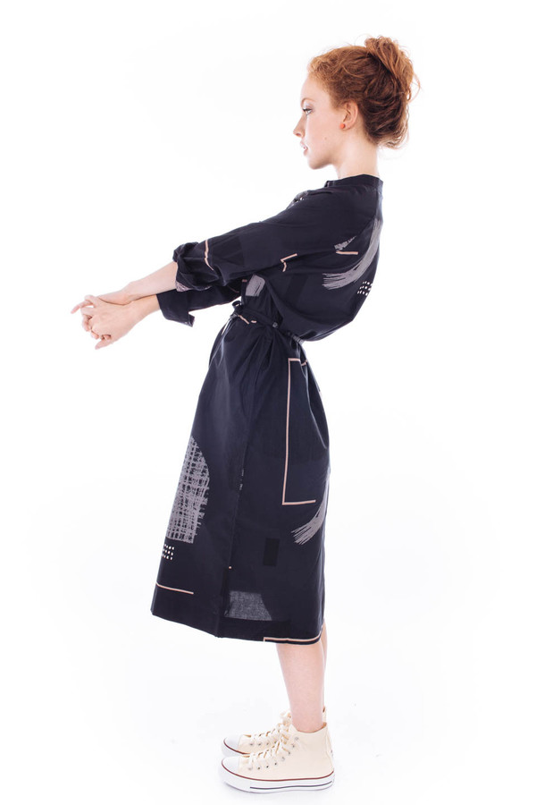 Kowtow Stahl House Coat (Case Study)