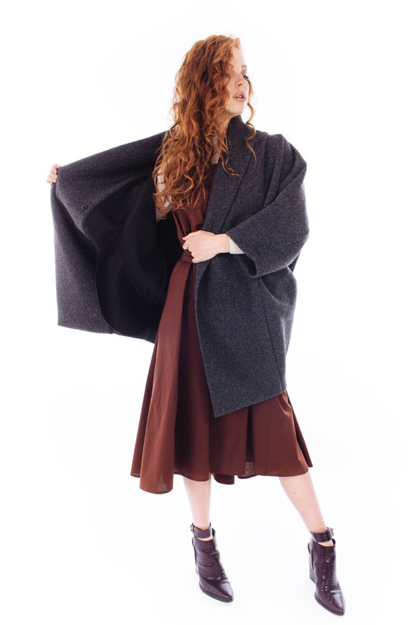 Reality Studio Xiong Coat (Anthracite)