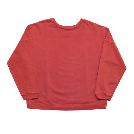 Olderbrother Drop Shoulder Crew - Red