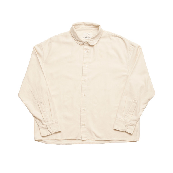 Olderbrother Forty-Five Shirt - Natural