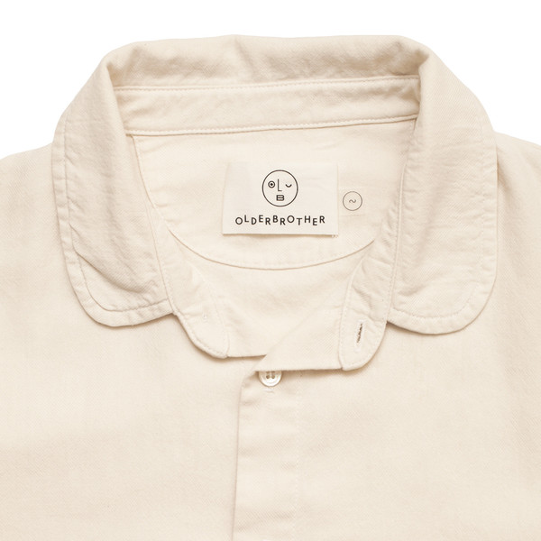 Olderbrother Tunic - Natural