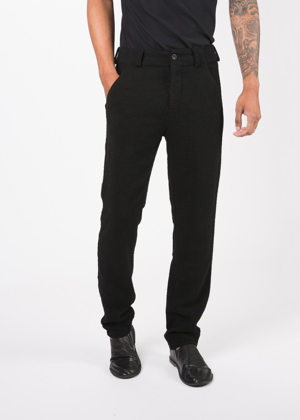 Hannes Roether Viscose Blend Track Pants