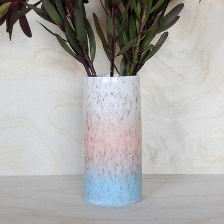 Lindsey Hampton Tall Gradient Vase
