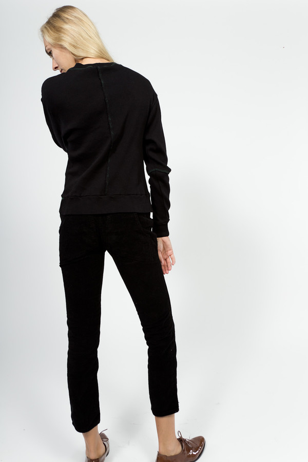 Eckhaus Latta Lapped Sweatshirt
