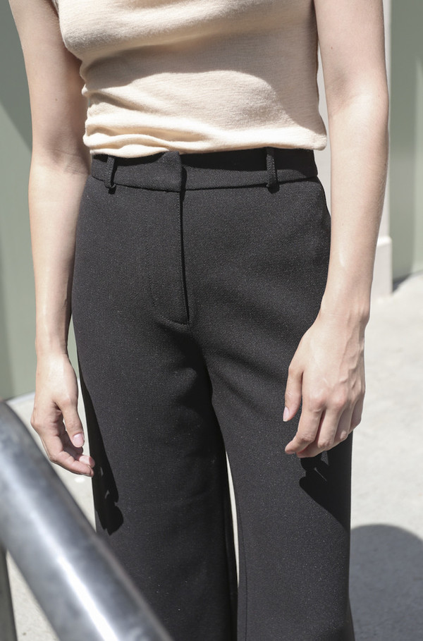 SVILU Work Pant in Black