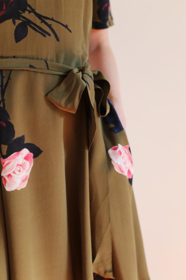 Donaldson Silk Mini Dress