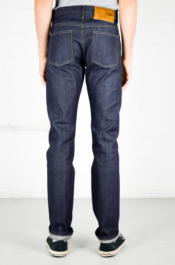 Men's Naked and Famous Cowboy Denim Weird Guy