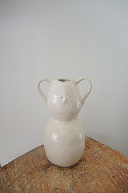Rami Kim Face Vessel with Handles