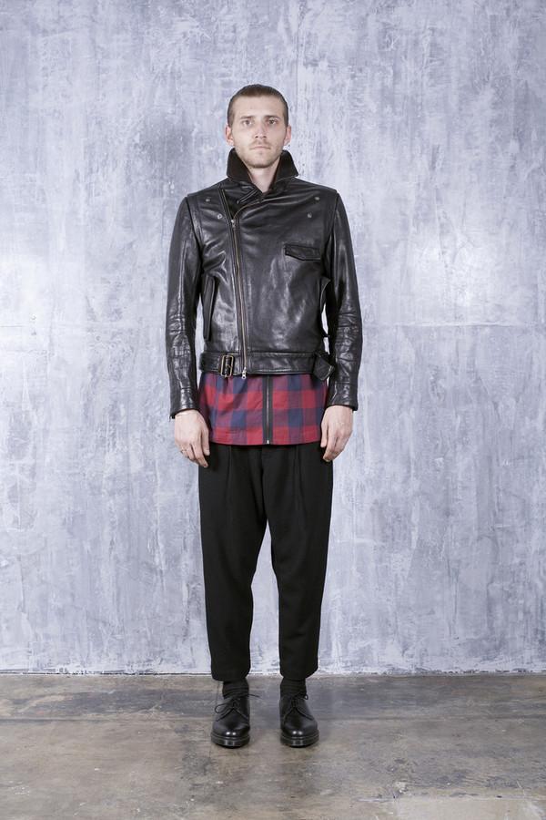 Men's Chapter - Vann Leather Moto Jacket
