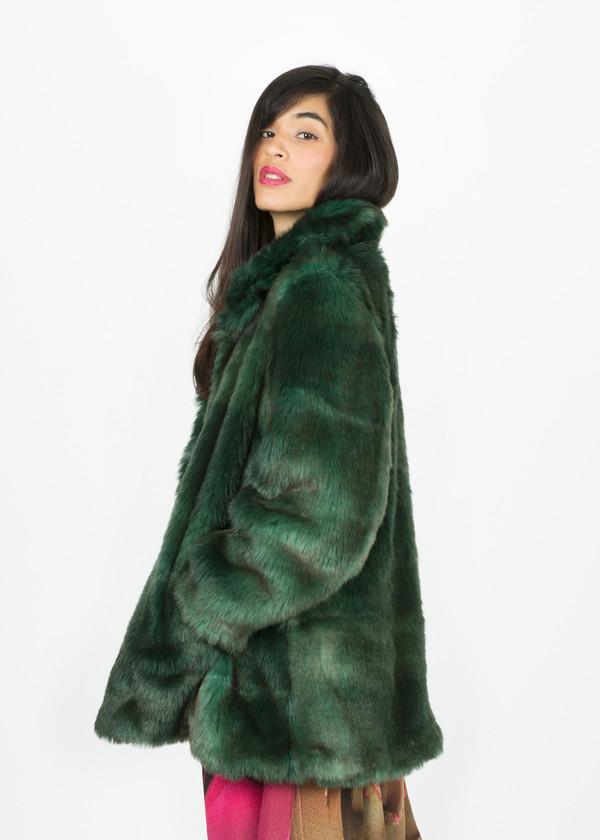 Fete Imperiale Nathalia Faux Fur Coat