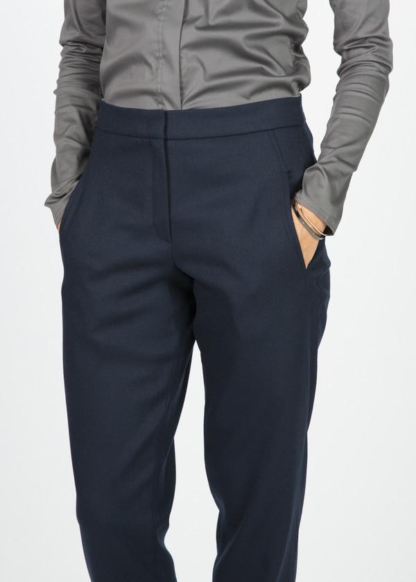 Odeeh Large Cuff Wool Pant