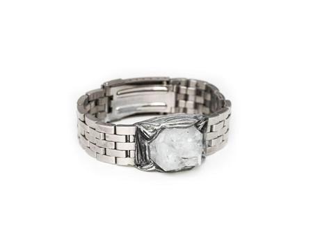 Adina Mills Time to Rock Calcite Bracelet